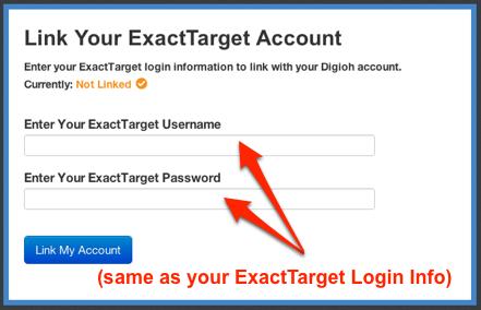 ExactTarget Login Info API-1