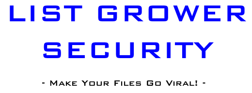 List Grower Security Logo