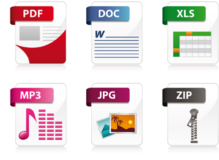 Digioh Supports All File Types