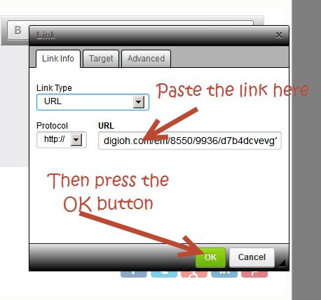 paste digioh link